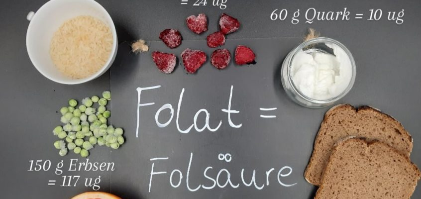Alles Wichtige über Folat – Folsäure