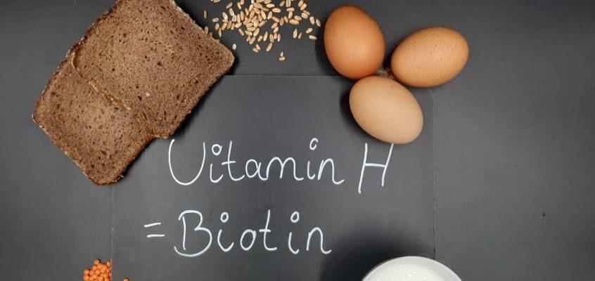Alles Wichtige über Biotin (auch Vitamin H oder B7 genannt)