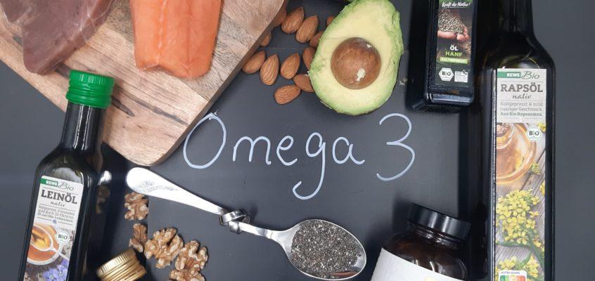 Die wichtigsten Fakten zu Omega 3